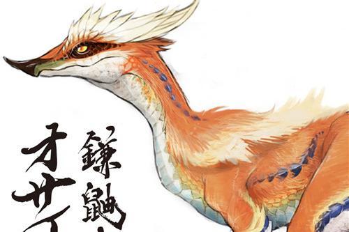 《怪物猎人:崛起》镰鼬龙王概念图放出 本作的黑恶势力