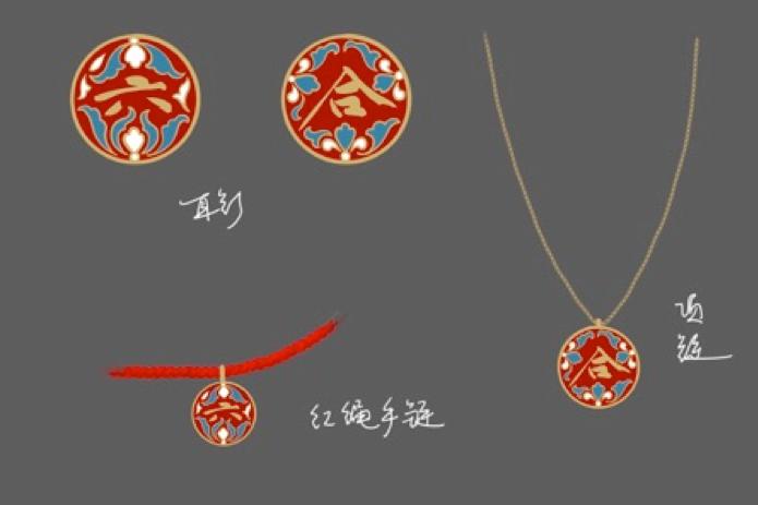 国潮单品设计中的汉字艺术