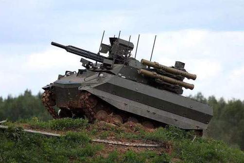 美国电子技术领先却造不好作战机械人,俄军凭借实战测试弯道超车