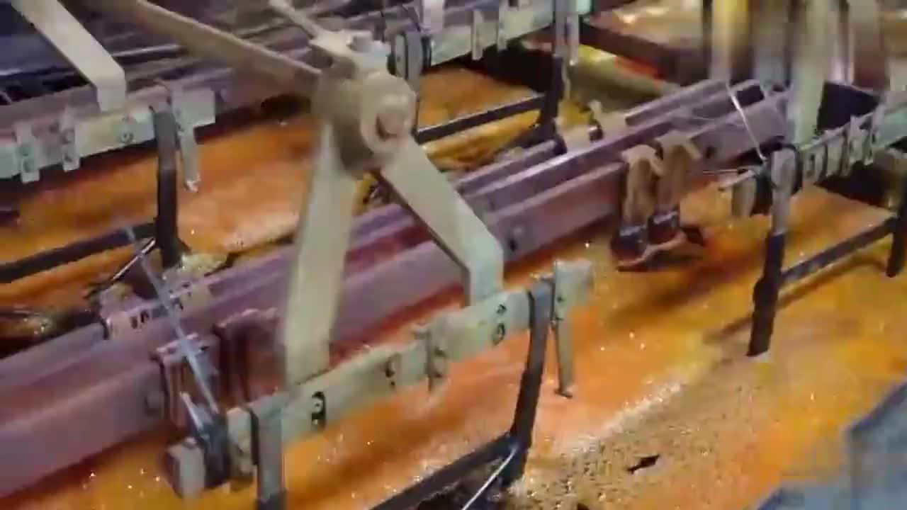 我们生活中用的指甲钳原来是这样生产出来的,做工太精细了