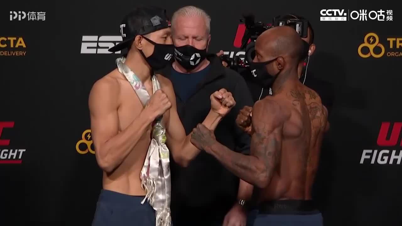 UFC on ESPN第18期对视:史密斯VS克拉克领衔头条