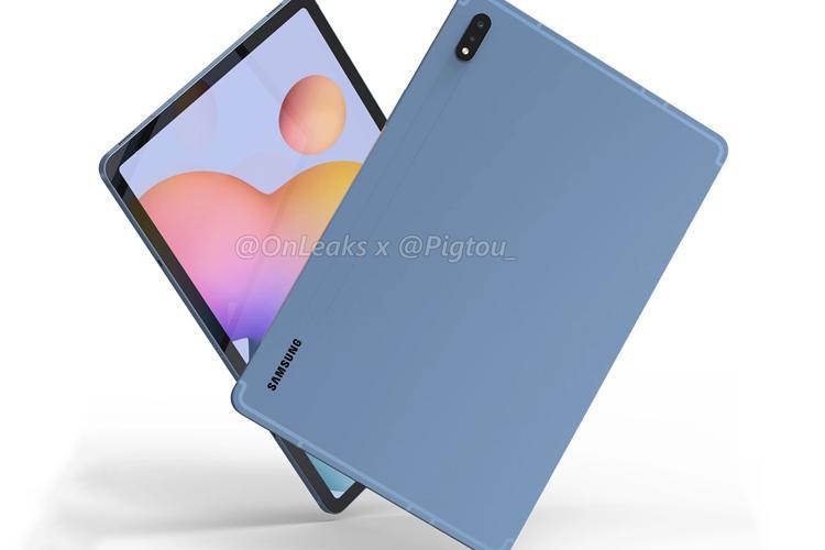 三星Galaxy Tab S7曝光:配备SPen 支持5G网络