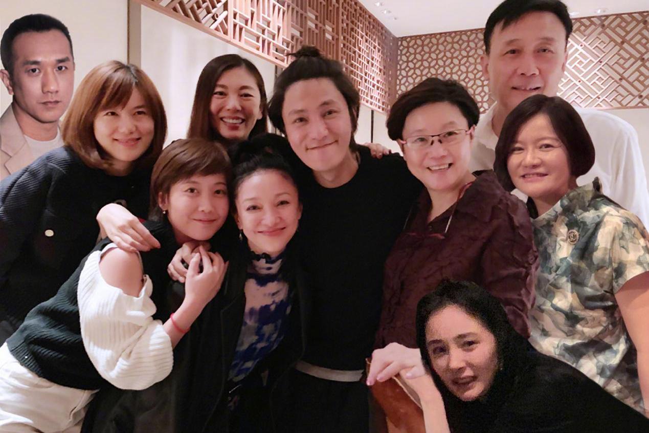 周迅恩师李少红获奖,杨幂黄觉却成为主角,对电影的热忱惹人动容
