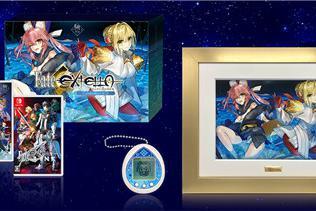 《Fate/Extella》推出收藏版合集 内含英灵版拓麻歌子