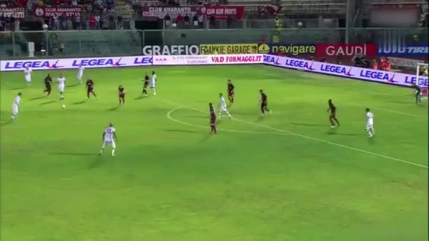 德罗西罗马生涯10大进球:奇迹之夜点杀巴萨!