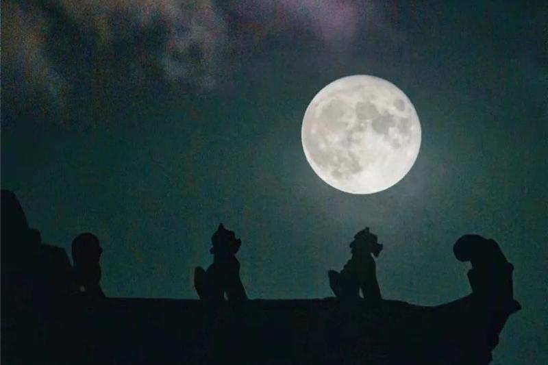 非遗汇演+太清水月,崂山的中秋节就是这么幸福!