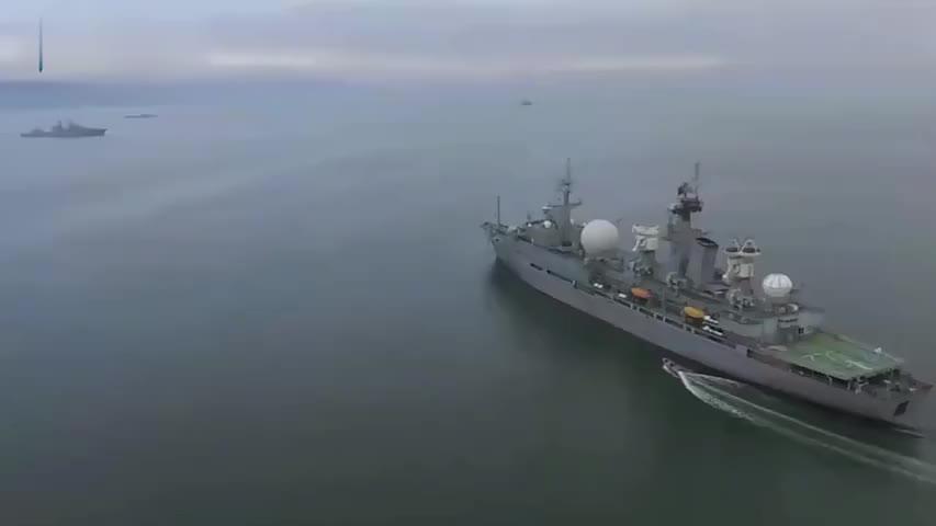 北约舰队围堵核潜艇,皇家海军打头阵,不让俄军迈出巴伦支海一步