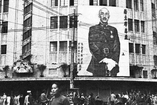 蒋介石落魄时,这位富商威胁过蒋介石,蒋介石发迹后,如何成功臣