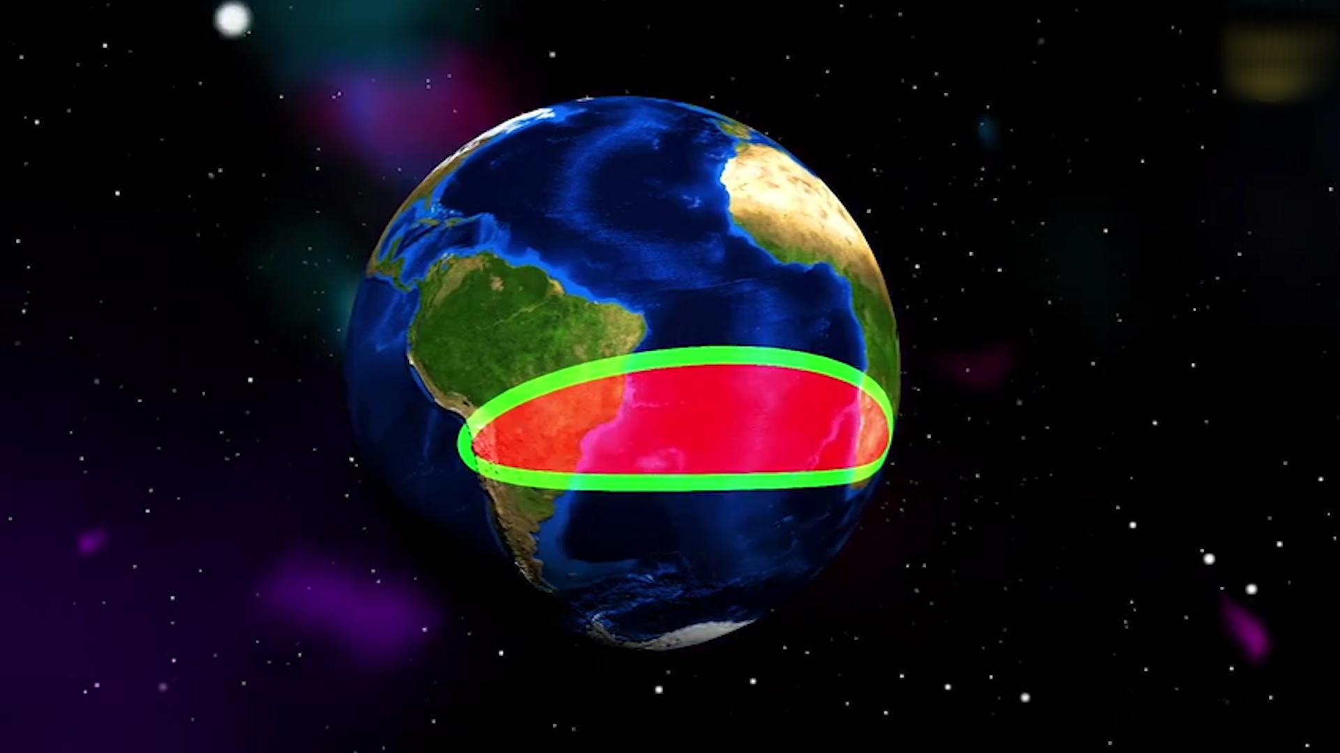 """地磁场正在减弱,是它在背后""""捣鬼"""",人类会面临难以想象的危险"""