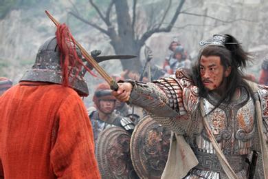 古代战场上的保命窍门,只有四个字,刘邦张献忠都靠它保住性命