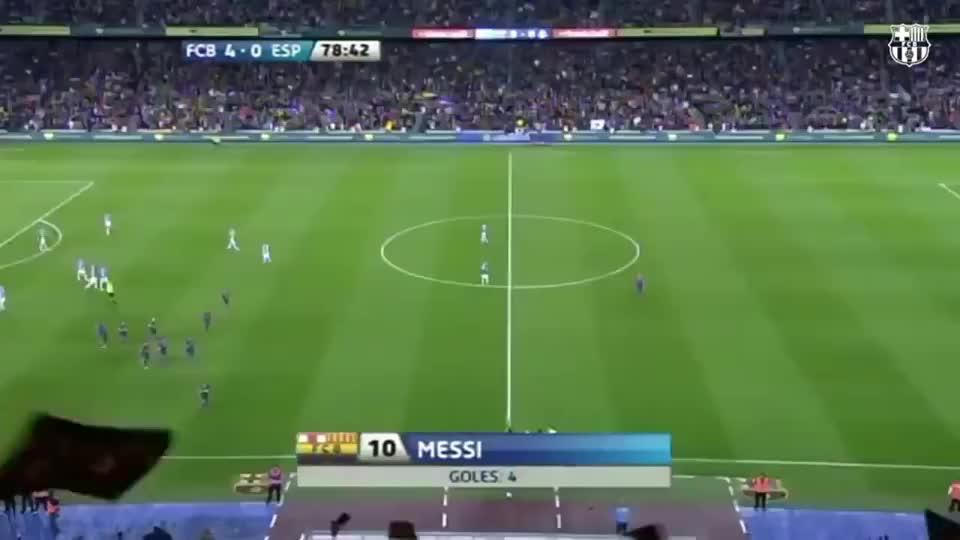 巴萨历史上的今天:瓜迪奥拉最后一战 梅西不舍进球都难掩难过