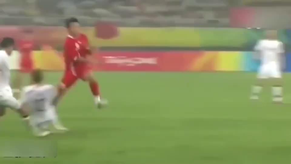 """十多年前的今天,董方卓打进中国足球在奥运会上的""""零的突破"""""""
