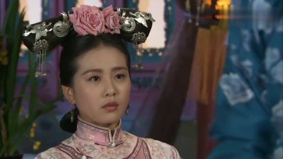 刘诗诗和八爷过去被揭开,担心四爷吃醋,让十三帮忙隐瞒