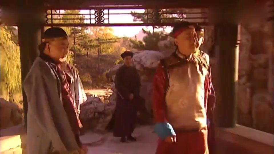 雍正王朝:邬思道让弘历出尽风头,四阿哥高兴重赏年秋月