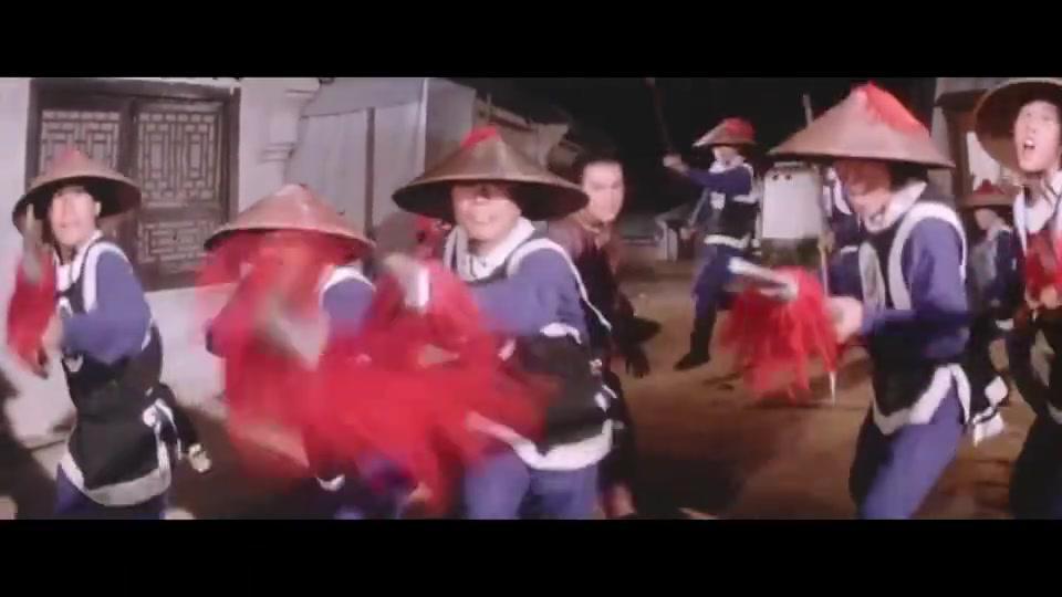 刘家辉目标明确,无论你来多少士兵当着,我只要这个将军的命