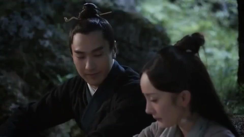 三生三世十里桃花:姑娘你要是困了就睡吧,别在这硬撑了