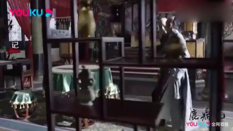 鹿鼎记:王爷展示自家书房,张一山吹捧点赞
