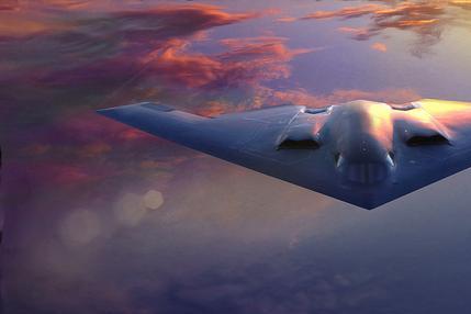 新一代隐轰即将现真身,成功反超美军B2,俄:将夺走世界第一