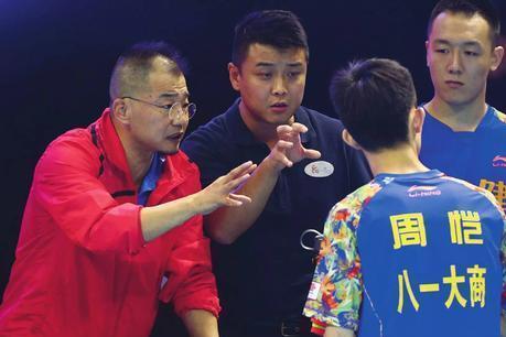 遗憾!八一乒乓球队宣布解散,刘国梁引领三代奥运冠军成历史