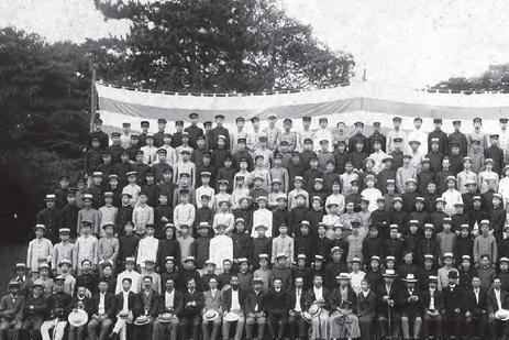 清政府曾经供120名幼童赴美留学,回了94人,后来这些人去哪了?