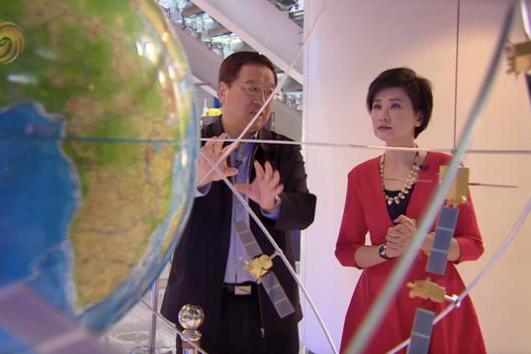 """吴小莉专访""""北斗""""卫星总师:星载原子钟,""""我不会买你的了"""""""