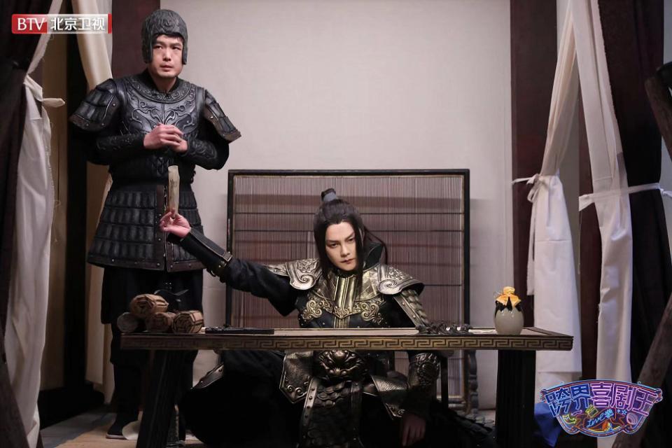 北京卫视《跨界喜剧王》第五季 龙云飞综艺首秀 打破滚圈刻板印象