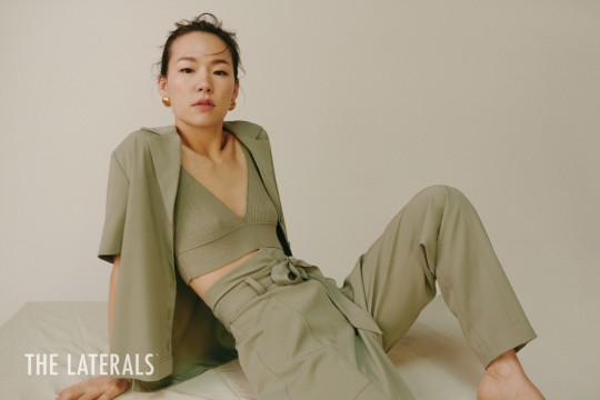 韩国女艺人韩艺璃最新杂志写真展率性魅力