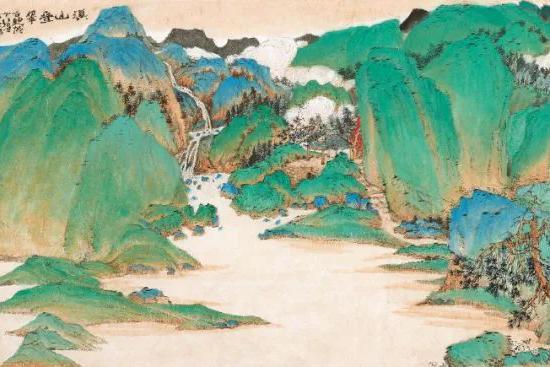 吴越风华——盛文锦中国画艺术鉴赏