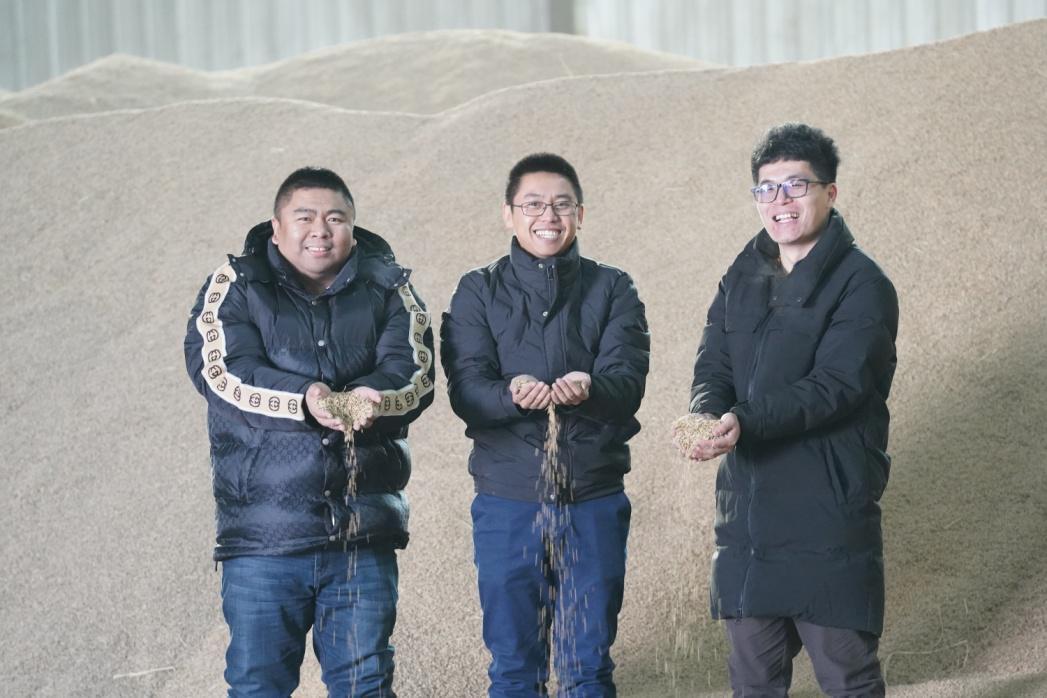 东北三兄弟把五常大米卖爆全国,年销近3个亿