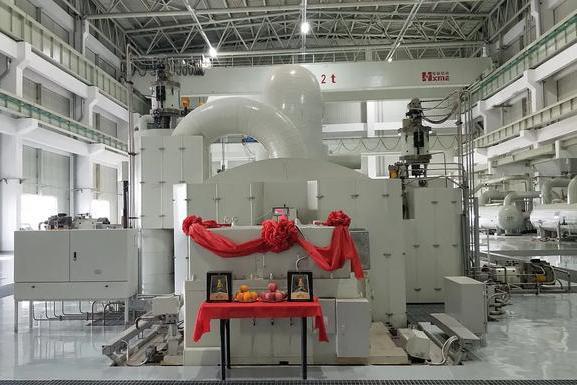 东方汽轮机全新一代350MW等级冲反结合机型成功投运