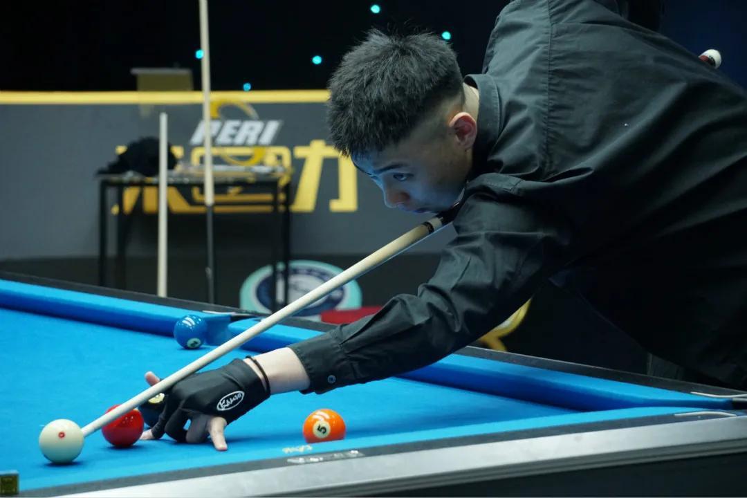 【LCBA中式九球】李志刚 VS 张翰轩新生代向老牌战将发起挑战!