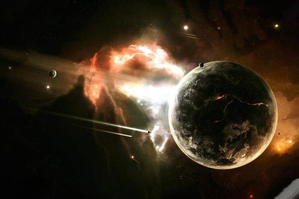 天文学家在银河系上方发现一颗系外行星,尺寸和地球相当