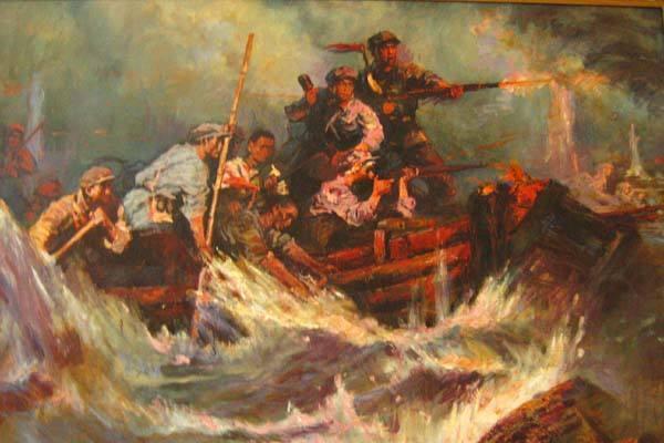 开国上将李天佑,晚年忆湘江之战:广西人打广西人,用血来堵