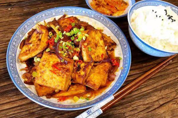豆腐还可以这样做,好吃下饭,全家都爱