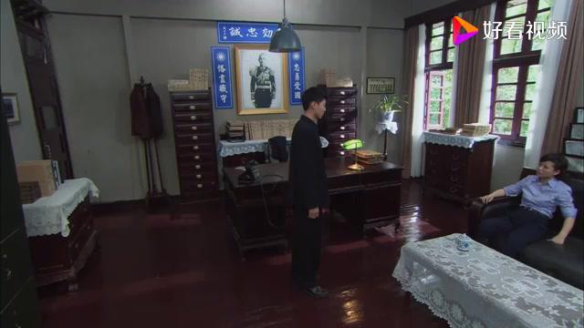 与狼共舞:梁海棠安插的卧底竟是他!保险柜里到底装了什么?