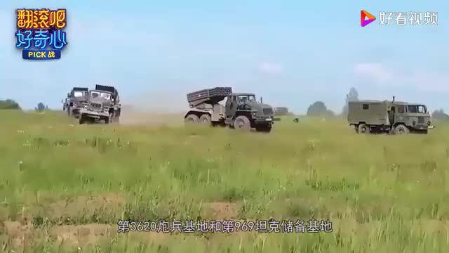 要动真格了?北约大军逼近边境,白俄下令:炮兵进入最高战备