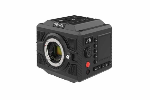 国产摄像机博冠G1日本开售 支持8K视频