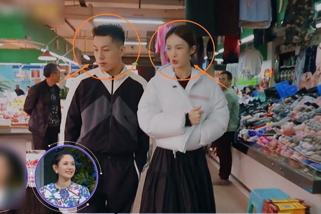 卡斯柏和金晨去逛菜市场,却把水果摊橘子当杂技耍,暴露真实素养