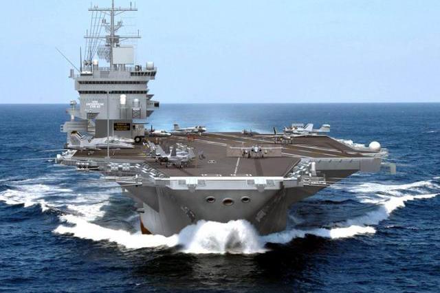 若美11艘航母集体出动,谁敢与之抗衡?专家:仅俄罗斯一国