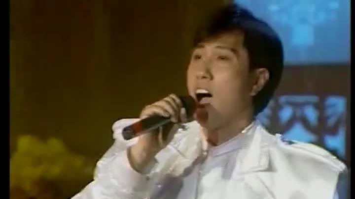 1989央视春晚:潘安邦独唱《跟着感觉走》《外婆的澎湖湾》等歌曲