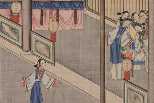 王熙凤的生日宴,贾宝玉编造谎言也要躲出去,因为他心里有个秘密