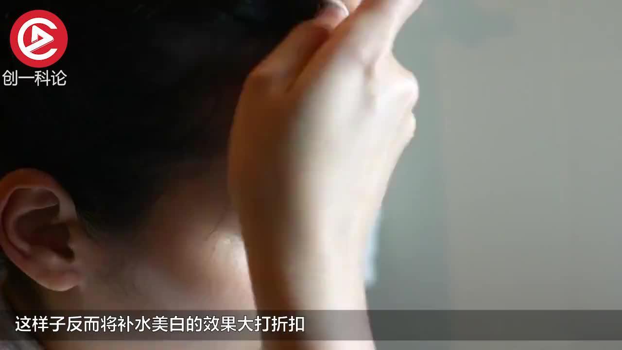 敷完面膜就洗脸这样的做法正确吗化妆师比不敷面膜还可怕