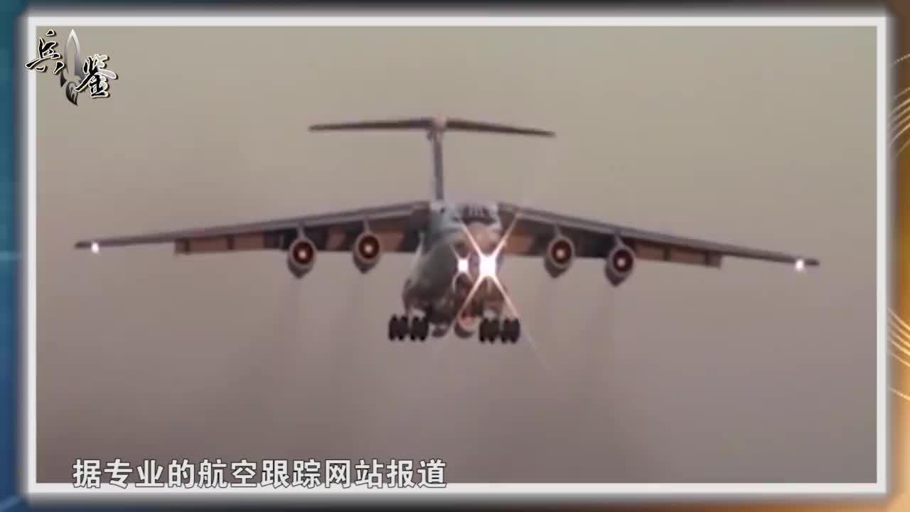 印度又获得强援,俄军伊尔76低调飞抵,卸下新式反隐身雷达