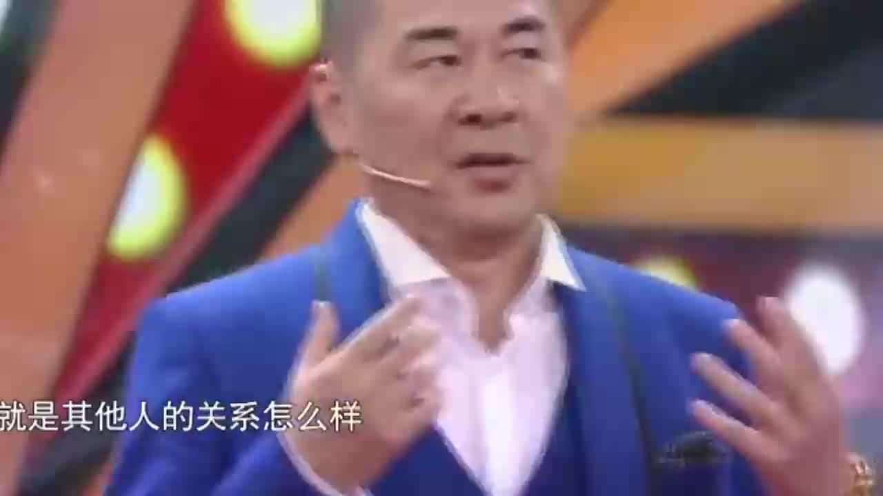 王牌对王牌:反话游戏,陈建斌问陈赫犀利问题,吓坏陈赫!