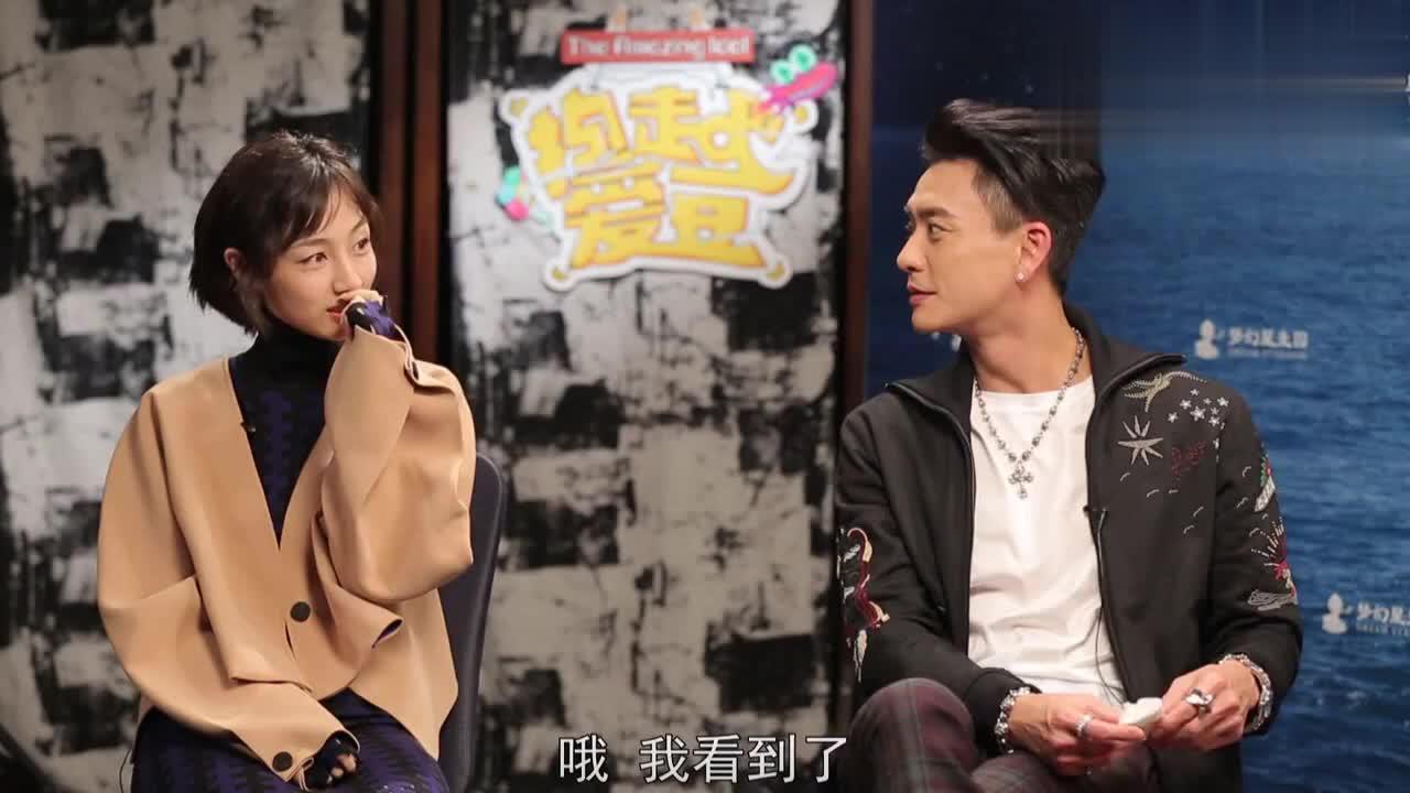 黄宗泽叶青被称为莫名夫妇,黄宗泽称会常驻综艺节目