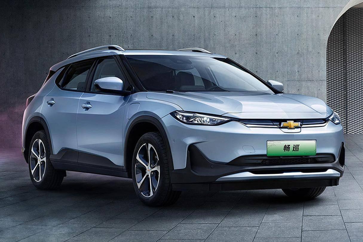2021款雪佛兰畅巡改款车型上市,售价15.99万元起