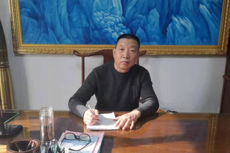 大荔县果农果品专业合作社理事长李武超