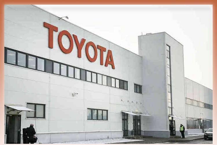 首次突破千万,丰田制定2022年1040万辆产能目标