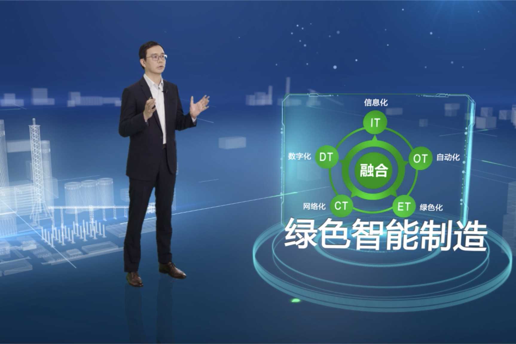 """以绿色智能制造""""五种技术""""提升工业的韧性、效率与可持续发展"""