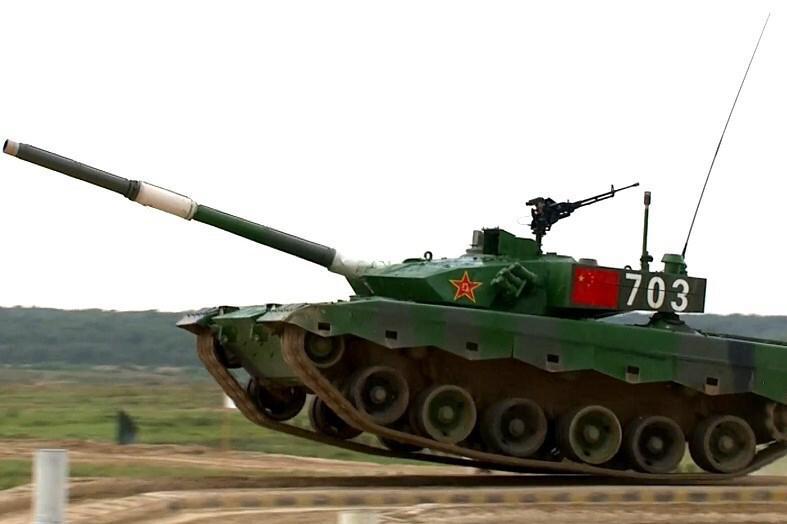 又是第二名,坦克两项决赛中国队再次败给俄罗斯队,网友评论亮了